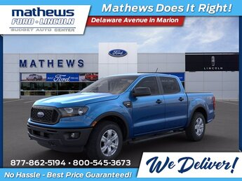 2021 Ford Ranger XL 4 Door 4X4 Automatic