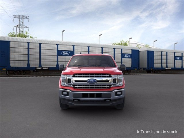 2020 Ford F-150 4WD SuperCrew Box 3.5 L 6-Cylinder Engine 4 Door Automatic
