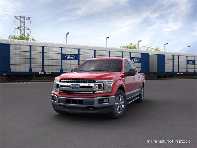 2020 Ford F-150 4WD SuperCrew Box Automatic 4X4 4 Door