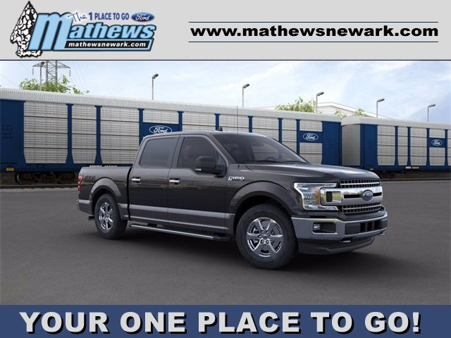 2020 Ford F-150 4WD SuperCrew Box 4X4 Truck 3.5 L 6-Cylinder Engine