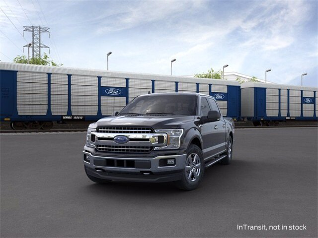 2020 Ford F-150 4WD SuperCrew Box Truck 3.5 L 6-Cylinder Engine 4X4 Automatic 4 Door