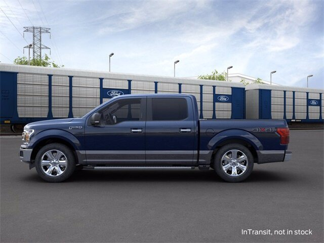 2020 BLUE_JEANS Ford F-150 4WD SuperCrew Box 4 Door Automatic 4X4 Truck