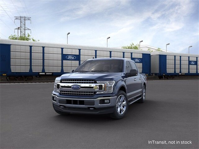2020 BLUE_JEANS Ford F-150 4WD SuperCrew Box Automatic 3.5 L 6-Cylinder Engine 4 Door