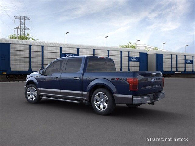 2020 Ford F-150 4WD SuperCrew Box 4X4 Truck 3.5 L 6-Cylinder Engine 4 Door Automatic