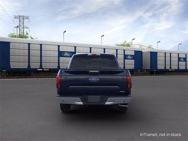 2020 BLUE_JEANS Ford F-150 4WD SuperCrew Box 4X4 Truck Automatic 4 Door 3.5 L 6-Cylinder Engine