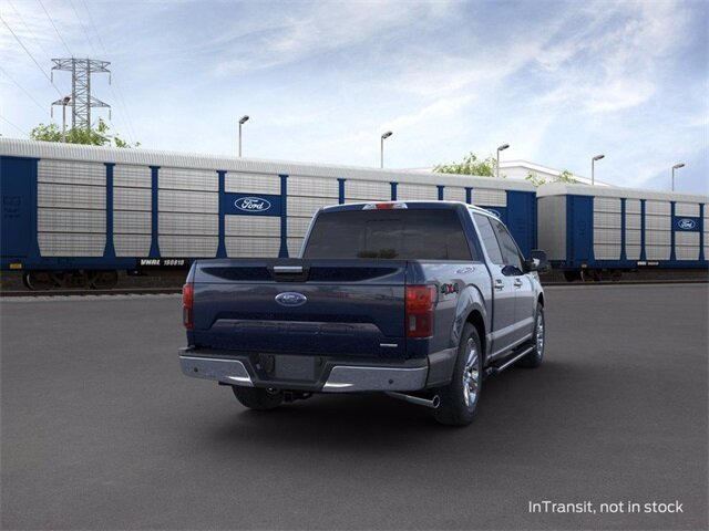 2020 BLUE_JEANS Ford F-150 4WD SuperCrew Box 3.5 L 6-Cylinder Engine 4X4 Automatic Truck