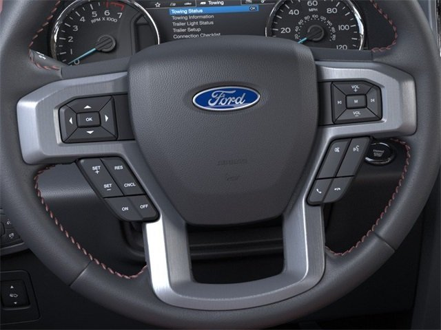 2020 Magnetic Metallic Ford F-150 4WD SuperCrew Box 3.5L 6-Cylinder Engine 4 Door Automatic