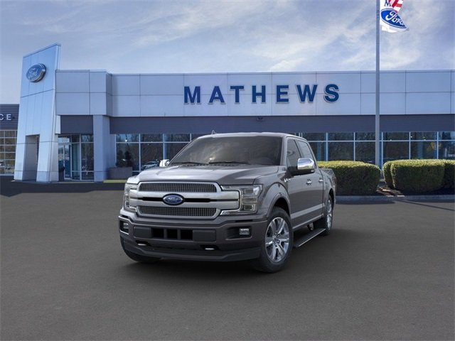2020 Ford F-150 4WD SuperCrew Box 4X4 3.5L 6-Cylinder Engine 4 Door