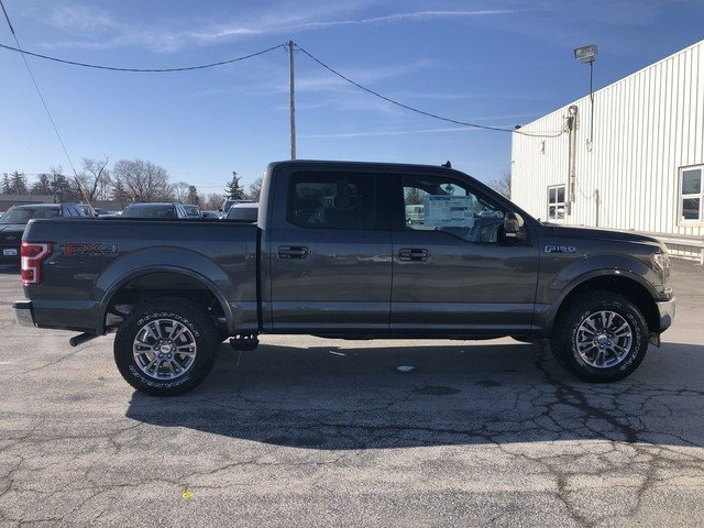 2019 Ford F-150 LARIAT 4X4 Automatic 5.0L 8-Cyl Engine Truck 4 Door