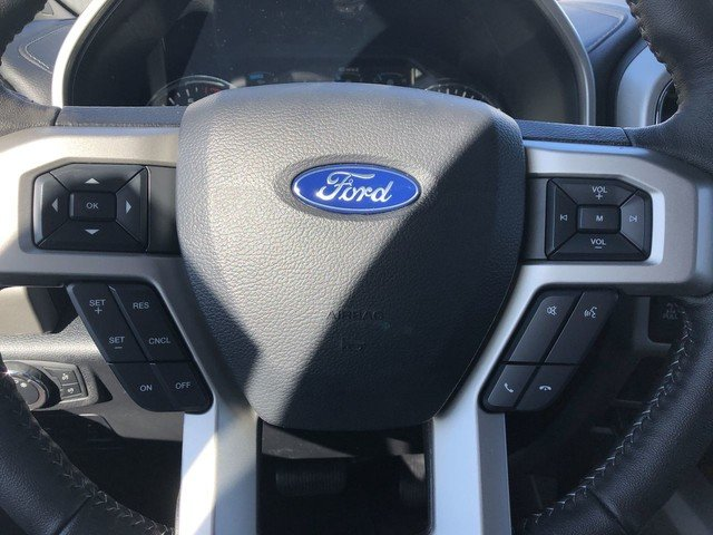 2019 Ford F-150 LARIAT 4X4 Truck Automatic 4 Door 5.0L 8-Cyl Engine