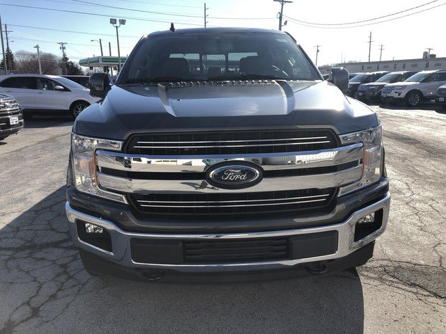 2019 Ford F-150 LARIAT 5.0L 8-Cyl Engine 4X4 Automatic 4 Door