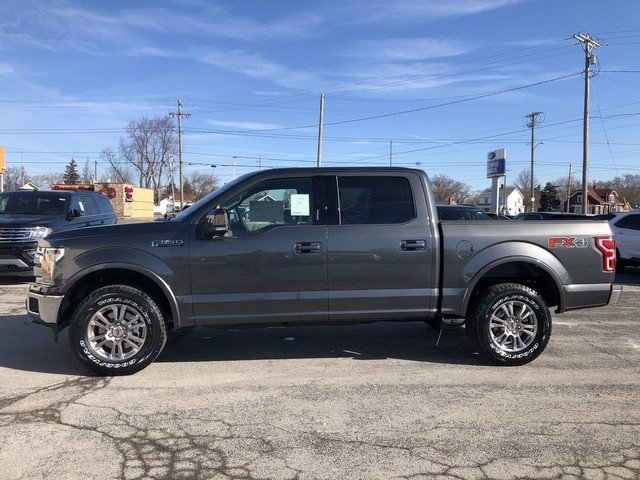2019 Ford F-150 LARIAT Truck 4 Door 5.0L 8-Cyl Engine Automatic 4X4