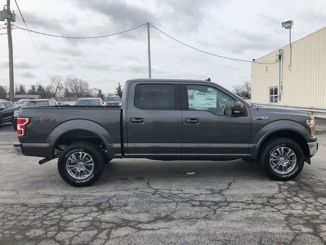 2019 Ford F-150 LARIAT 4 Door 4X4 Automatic Truck