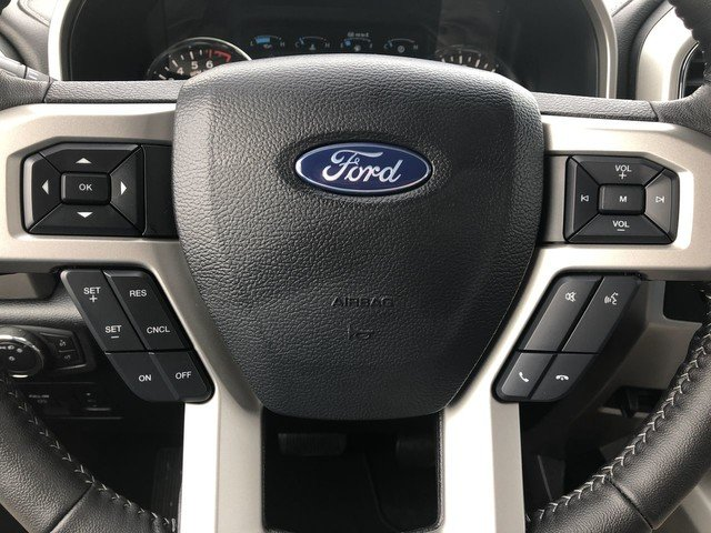 2019 Ford F-150 LARIAT Automatic 4X4 5.0L 8-Cyl Engine Truck 4 Door
