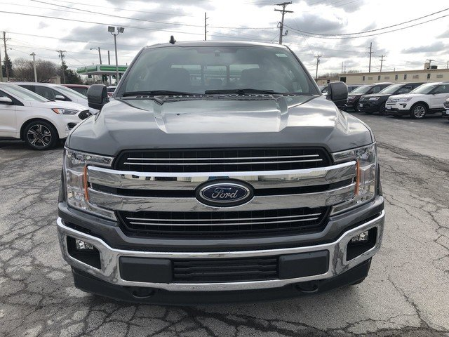 2019 Ford F-150 LARIAT 5.0L 8-Cyl Engine Automatic 4X4