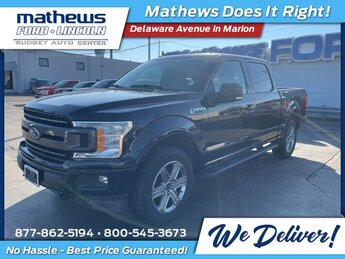 2018 Ford F-150 XLT Automatic 4 Door Truck 4X4