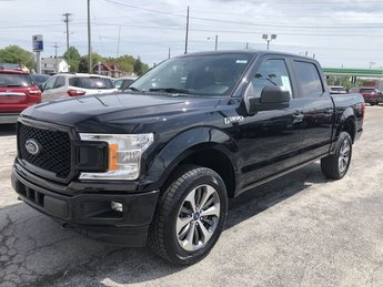 2019 Ford F-150 XL Automatic 2.7L V6 Cylinder Engine 4X4 Truck 4 Door