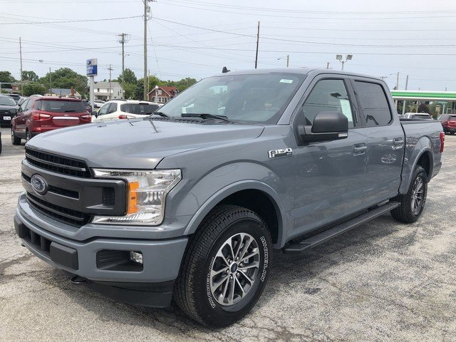 2019 Ford F-150 XLT Truck 2.7L V6 Cylinder Engine Automatic 4 Door