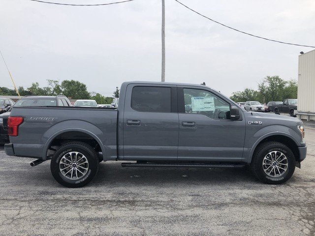 2019 Ford F-150 XLT 4 Door Truck Automatic 2.7L V6 Cylinder Engine 4X4
