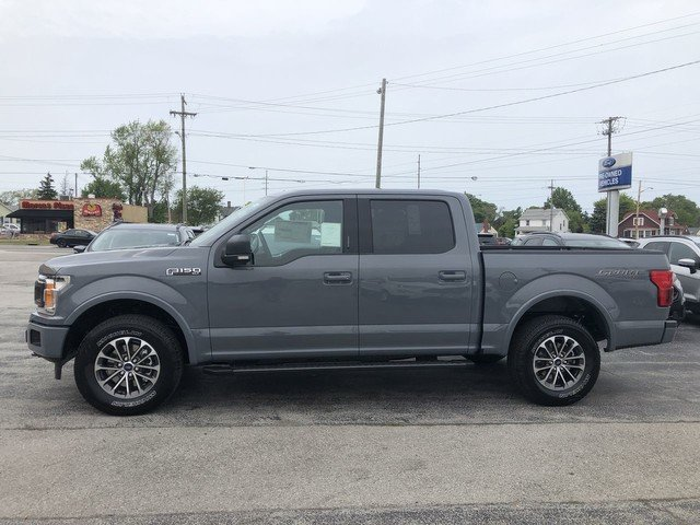 2019 Ford F-150 XLT Automatic 4 Door Truck 2.7L V6 Cylinder Engine 4X4