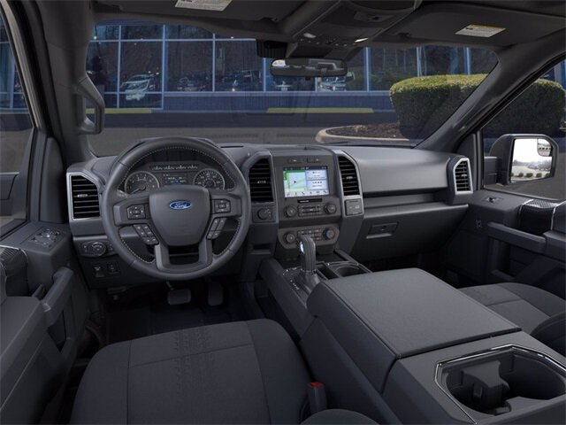 2020 Ford F-150 LARIAT 4 Door Automatic Truck 2.7 L 6-Cylinder Engine