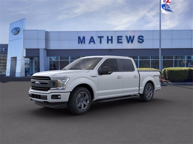 2020 Ford F-150 LARIAT Automatic 4 Door 4X4 Truck