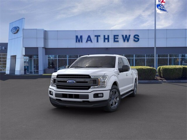 2020 Ford F-150 LARIAT Truck 4 Door 2.7 L 6-Cylinder Engine