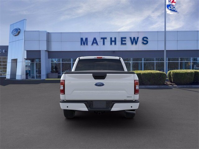 2020 Ford F-150 LARIAT 2.7 L 6-Cylinder Engine 4 Door 4X4 Automatic
