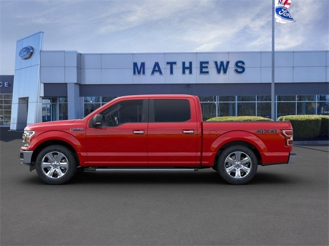 2020 Ford F-150 LARIAT Truck 4 Door Automatic 2.7L 6-Cylinder Engine