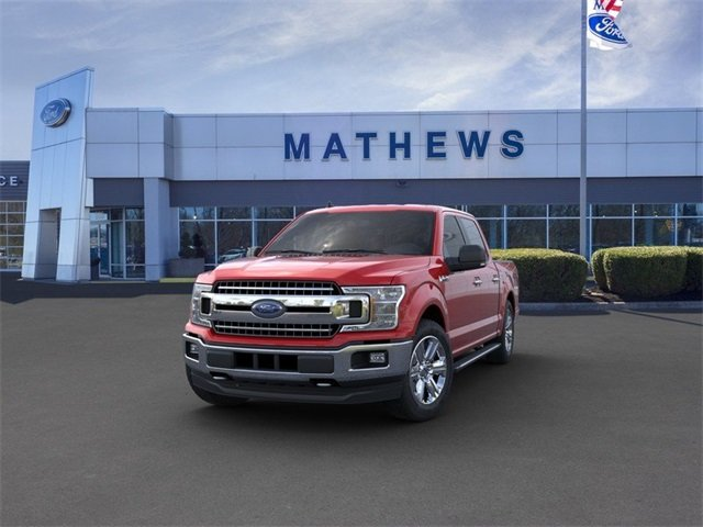 2020 Ford F-150 LARIAT 4X4 2.7L 6-Cylinder Engine Truck 4 Door Automatic