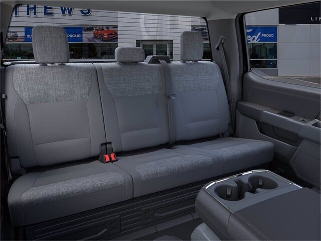 2021 Blue Ford F-150 XLT 4 Door 2.7L V6 EcoBoost Engine Truck Automatic