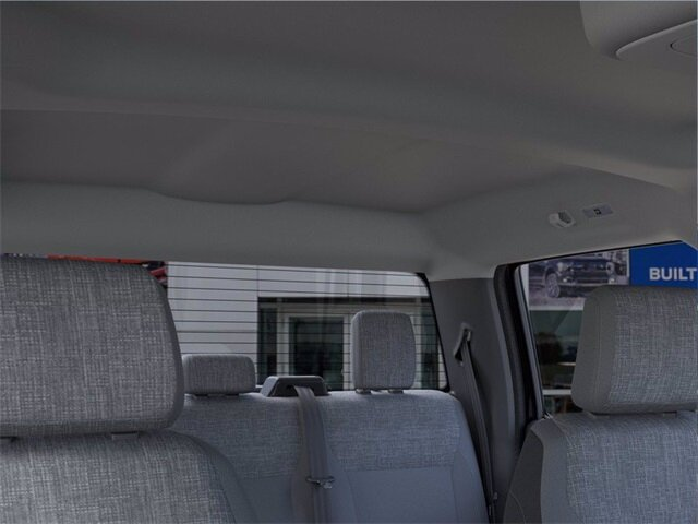 2021 Blue Ford F-150 XLT 4X4 4 Door Truck Automatic