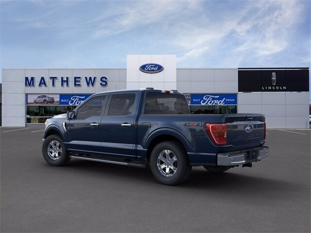 2021 Ford F-150 XLT 4X4 Automatic 4 Door 2.7L V6 EcoBoost Engine Truck