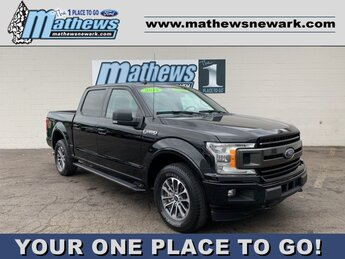 2018 Ford F-150 LARIAT Truck Automatic 2.7 L 6-Cylinder Engine