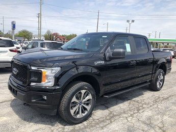 2019 Ford F-150 XL Truck 4 Door Automatic 4X4