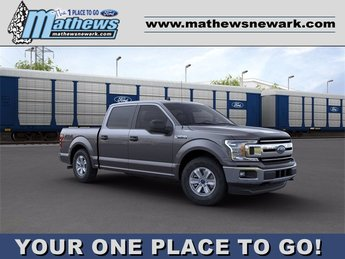 2020 Magnetic Metallic Ford F-150 LARIAT 4 Door 2.7 L 6-Cylinder Engine 4X4 Truck Automatic