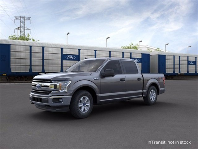 2020 Magnetic Metallic Ford F-150 LARIAT 4 Door 4X4 Automatic