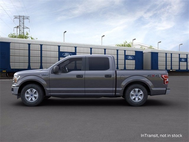 2020 Ford F-150 LARIAT 4X4 4 Door Automatic 2.7 L 6-Cylinder Engine Truck