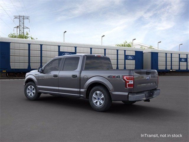 2020 Magnetic Metallic Ford F-150 LARIAT 4 Door Automatic Truck 4X4 2.7 L 6-Cylinder Engine