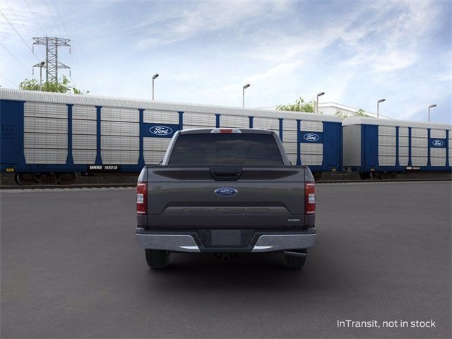 2020 Ford F-150 LARIAT Automatic 4X4 4 Door Truck 2.7 L 6-Cylinder Engine