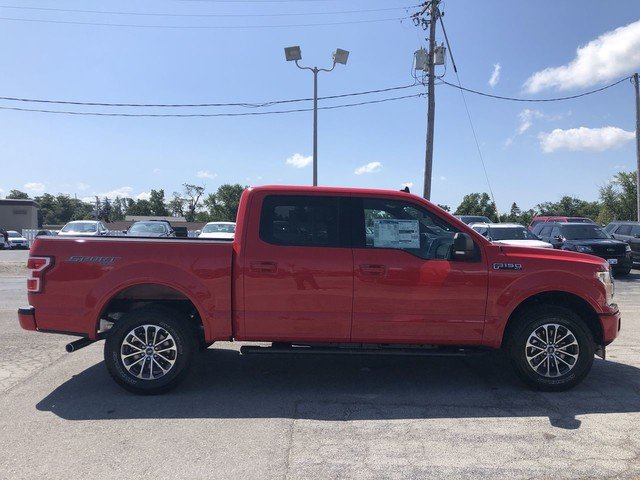 2019 Ford F-150 XLT 2.7L V6 Cylinder Engine Truck 4X4 4 Door