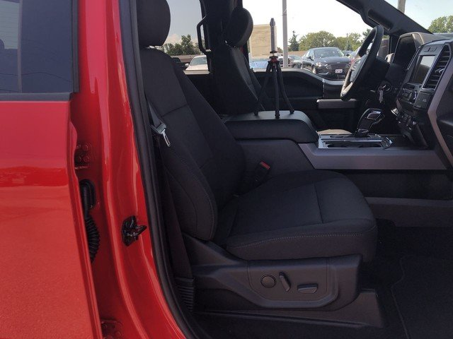 2019 RED Ford F-150 XLT Truck 2.7L V6 Cylinder Engine 4X4