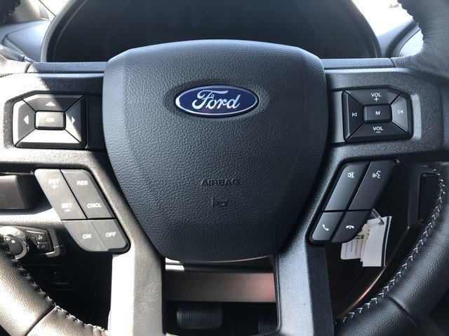 2019 RED Ford F-150 XLT 4 Door Truck 4X4