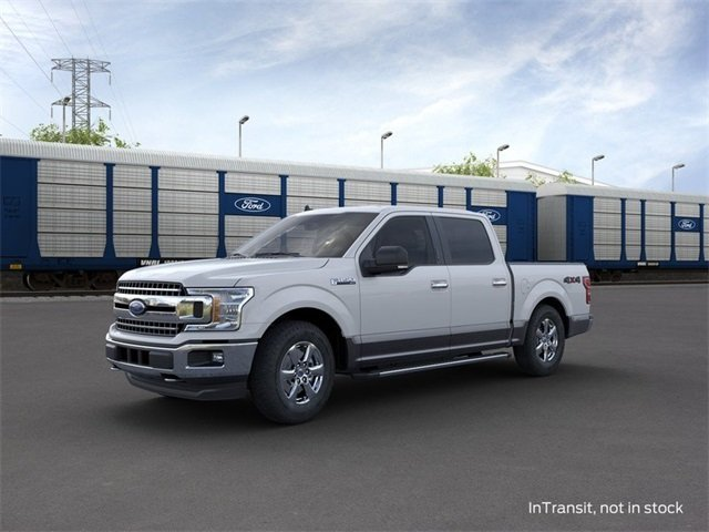 2020 Ford F-150 LARIAT Automatic 4X4 4 Door 2.7L 6-Cylinder Engine Truck