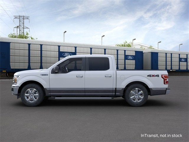 2020 Ford F-150 LARIAT 4 Door 2.7L 6-Cylinder Engine Automatic 4X4