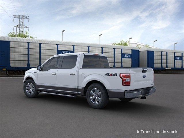 2020 Ford F-150 LARIAT 4X4 Automatic 4 Door Truck 2.7L 6-Cylinder Engine