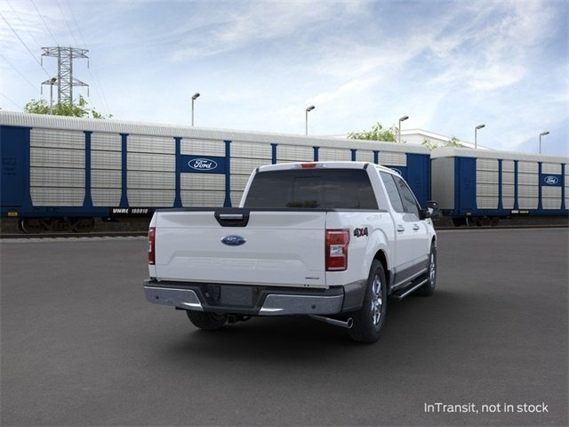 2020 Ford F-150 LARIAT Automatic 4X4 2.7L 6-Cylinder Engine