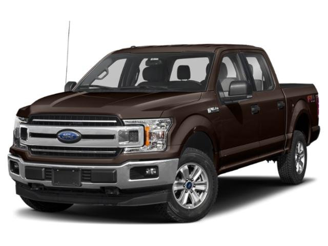 2020 Magma Red Metallic Ford F-150 XLT 2.7L V6 Engine 4 Door Truck