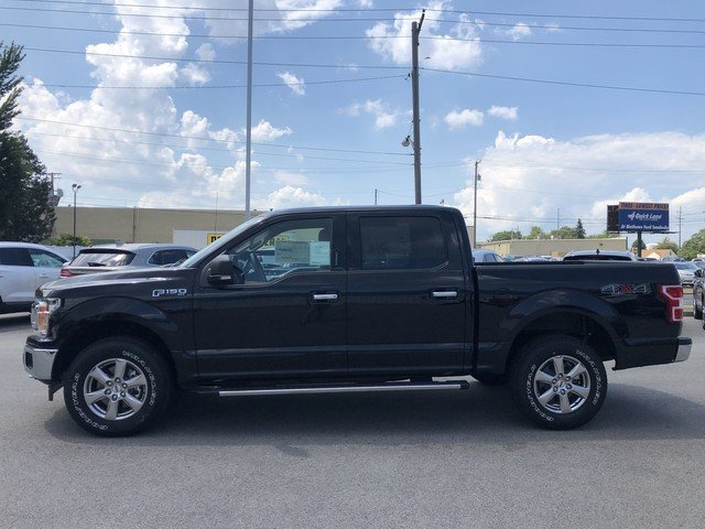 2019 Ford F-150 XLT 4 Door Truck 4X4 Automatic