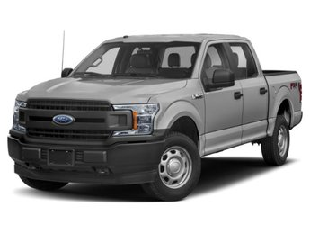 2019 Ford F-150 XL 4 Door Truck 4X4